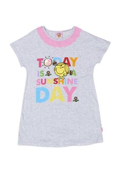 Girl's Sunshine Day Nightie from Peter Alexander | For Miss L