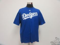 Majestic Los Angeles Dodgers Ramirez Short sleeve Crewneck t Shirt sz XL MLB NL #Majestic #LosAngelesDodgers  #tcpkickz
