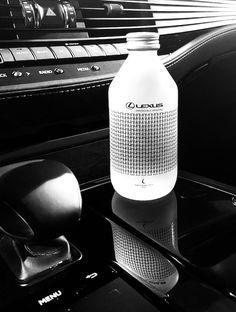 Limited edition for Lexus designs) Natural Mineral Water, Premium Brands, Nespresso, Design