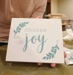 Learn to paint your own wood sign. Easy and fast tutorial. Order a DIY Wood Sign Kit to get started! Learn to paint your own wood sign. Easy and fast tutorial. Order a DIY Wood Sign Kit to get started! Cricut Stencils, Custom Stencils, Stencil Diy, Stenciling, Easy Hobbies, Hobbies To Try, Diy Wood Signs, Painted Wood Signs, Painted Quotes