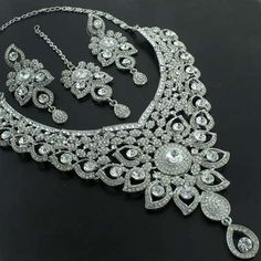 India Trend eBay | Wedding bridal jewels! Just the right bling!