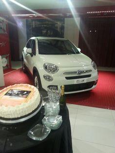 Ecco la nuova Fiat 500x