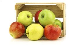 Keep the skin on!!! Can An Apple A Day Keep High Cholesterol Levels Away?