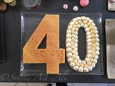 Number Cake ou la nouvelle folie sur le net - Amuses bouche