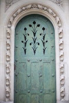 ~ beautiful door