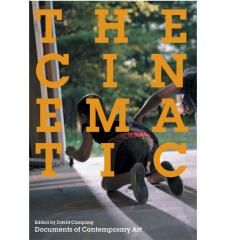 The Cinematic , edited by David Campany, Whitechapel Gallery, 2007