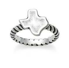 Texas Ring from James Avery. I really need more fingers for all the James Avery rings I own. Engagement Ring Settings, Engagement Rings, James Avery Rings, Thumb Rings, Just Dream, Anniversary Rings, Diamond Wedding Bands, Wedding Rings, Swagg