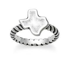 Texas Ring | James Avery