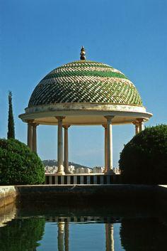 Jardín Botánico de la Concepción, Malaga - Costa del Sol (Espagne)