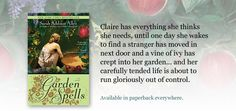 This is my first book that I read by Sarah Addison Allen.  Garden Spells is a magical story that is by far my favorite.  I would suggest reading this, her first book, first.  The main character, Claire, makes a small reappearance in another story.