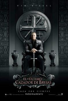 Fantasia Brujeril con Vin Diesel como protagonista...