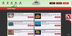 Looking to play exciting, fun and entertaining Online Slots? Then look no further as you've found the only place you need to be for the best Free Online Slots With Bonus Rounds to play! Sign up at Summit Casino and get a superb £10 Free Slots No Deposit Bonus and spin the reels of you favourite slots games today -  Every new player that registers their details at Summit Casino get a totally free £10 Online Slots no deposit bonus + up to £1000 in extra added bonuses, which is a fantastic…