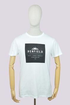 Penfield Kemp T-Shirt in White