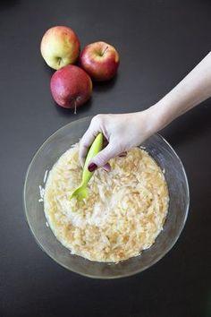 Vyrobte si domácí jablečný ocet! Bude lepší než z obchodu - Proženy Vinegar, Food To Make, Mustard, Oatmeal, Grains, Homemade, Breakfast, Ethnic Recipes, Syrup