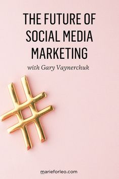 Are you making some huge, common mistakes with your social media marketing? Find out in this interview with Marie Forleo and Gary Vaynerchuk. #SocialMediaMarketing #GaryVaynerchuk #JabJabJabRightHook #SocialMediaStrategy #ThankYouEconomy #CrushIt #MarieForleo #BusinessAdvice #MarketingTips #SocialMedia