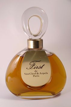 First de Van Cleef Arpels Paris France Giant Factice Perfume Bottle Parfume | eBay