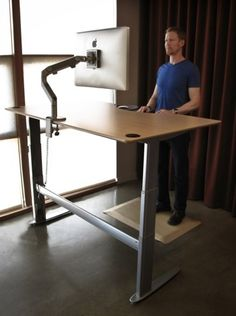 Forget Treadmill Desks This Device Lets You Surf In Place At Your