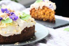 Mrkvovo-kokosový dort s tvarohovým krémem 2, Foto: All
