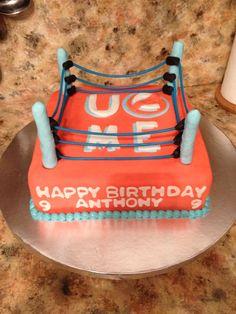 Wrestler John Cena Coloring Page Wwe Birthday Party
