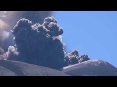 05/18/2016 - Mount Etna Eruption - YouTube