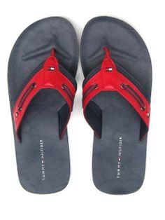 5ef0651347cb2 Tommy Hilfiger Mens Flip-Flops Sandals