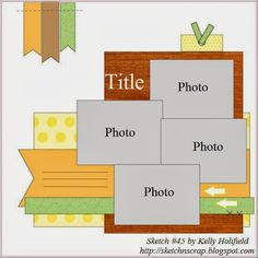 multiple pictures per page