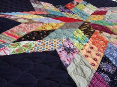 Fancy Tiger Crafts: Jaime's Giant Star Quilt. i'm a leeeeetle obsessed with lone stars right now….