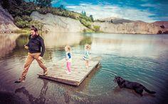 Walking on Water from #treyratcliff at www.StuckInCustoms.com