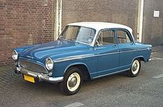 1961 Simca Aronde P60 Elysée Rush.jpg