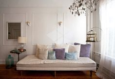 neutral queen daybed #28052