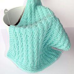 Vi er i gang med nye strikkemønster til kluter, og Hobbykunst ønsker å dele… Wood Crafts, Knitting Patterns, Crochet, Design, Dishcloth, Baby Blankets, Nye, Cream, Fashion