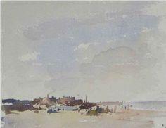Edward Seago | Beach Study II