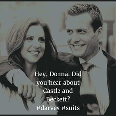 #darvey is now the reigning couple on television...