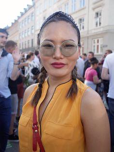 KAIBOSH | MISS JOPLIN @ DISTORTION / Face Hunter Scandinavian Festival, Festival Fashion, Eyewear, Face, Style, Glasses, Swag, General Eyewear
