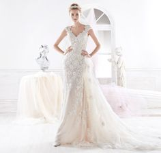 Find Wedding Dress by Nicole Spose Available in 27 boutiques in Canada: Amanda-Lina's Sposa Bridal Boutique (Woodbridge), Ami-Fer Inc. Wedding Dresses Plus Size, Plus Size Wedding, Designer Wedding Dresses, Bridal Dresses, Wedding Tips, Wedding Photos, Nicole Fashion, The Dress, Bridal Collection