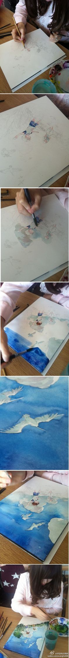 Water Color ♥