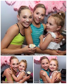 Mackenzie Zieglers 11th Birthday Party at the ALDC Credit to: @TalentedDancers