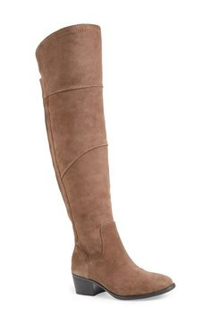 Vince Camuto 'Bernadine' Over the Knee Boot (Women) available at #Nordstrom