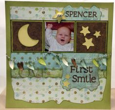 First Smile Layout