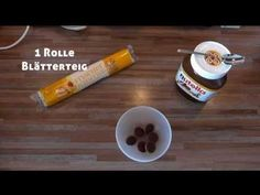 Tefal Actifry 2in1 Nutella Toffifee Teigtaschen deutsch/german HD - YouTube