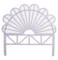 Our New Petal Bed Head - Available in Lilac