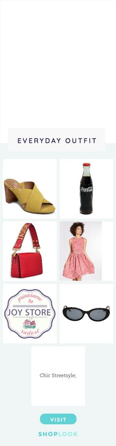 11 created on ShopLook.io featuring , , , , , ,  perfect for Everyday.