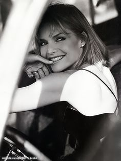 Michelle Pfeiffer.   Born:  Michelle Marie Pfeiffer   April 29, 1958  in Santa Ana, California, USA