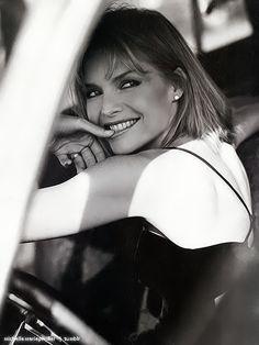 Michelle Pfeiffer. Born: Michelle Marie Pfeiffer April 29, 1958 in Santa Ana, California, USA