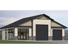 Rv Garage Plans, Garage Apartment Plans, Garage Apartments, Shed Plans, Garage Ideas, Garage Blueprints, Garage Renovation, Garage Interior, Garage Remodel
