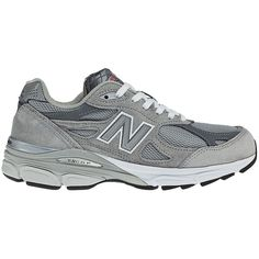 New Balance | New Balance 990v3 | Women's Stability and Motion Control... ($165) ❤ liked on Polyvore featuring shoes, athletic shoes, breathable shoes, new balance footwear, new balance, new balance athletic shoes and new balance shoes