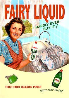 Ephemera: Vintage Advertising