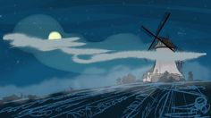 Animation short. When struck by moonlight, a young boys kite comes to life and takes him on a magical midnight ride. Schedule at www.riverrunfilm.com