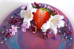 Pavlova, Panna Cotta, Glaze, Baking, Flower, Ethnic Recipes, Food, Food And Drinks, Enamel