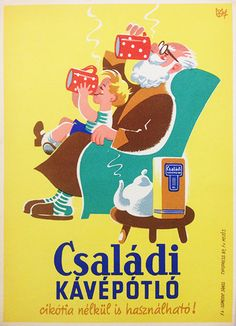 Budapest Poster Gallery is based in Budapest, Hungary, dealing in all kinds of original vintage posters and ephemera, offering worldwide shipping. Retro Advertising, Vintage Advertisements, Vintage Ads, Vintage Posters, Retro Ads, Budapest, Socialist Realism, Best Ads, Cool Posters